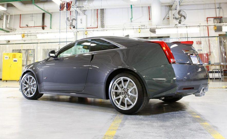 2012 Cadillac ATS (artist's rendering) - Slide 48