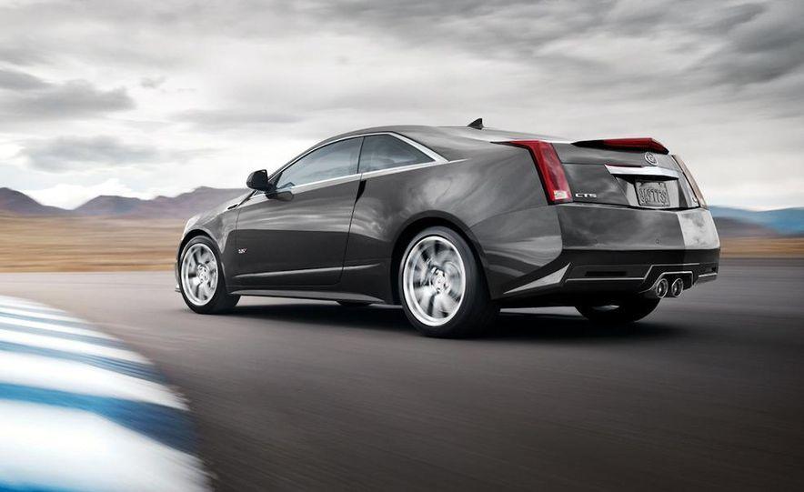 2012 Cadillac ATS (artist's rendering) - Slide 54