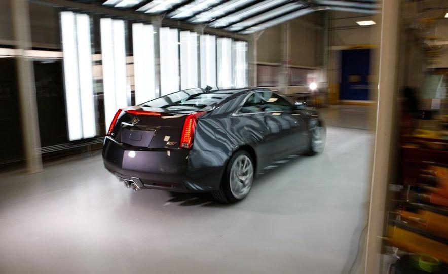 2012 Cadillac ATS (artist's rendering) - Slide 58