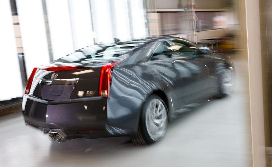2012 Cadillac ATS (artist's rendering) - Slide 59