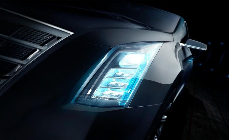 2012 Cadillac ATS (artist's rendering) - Slide 10