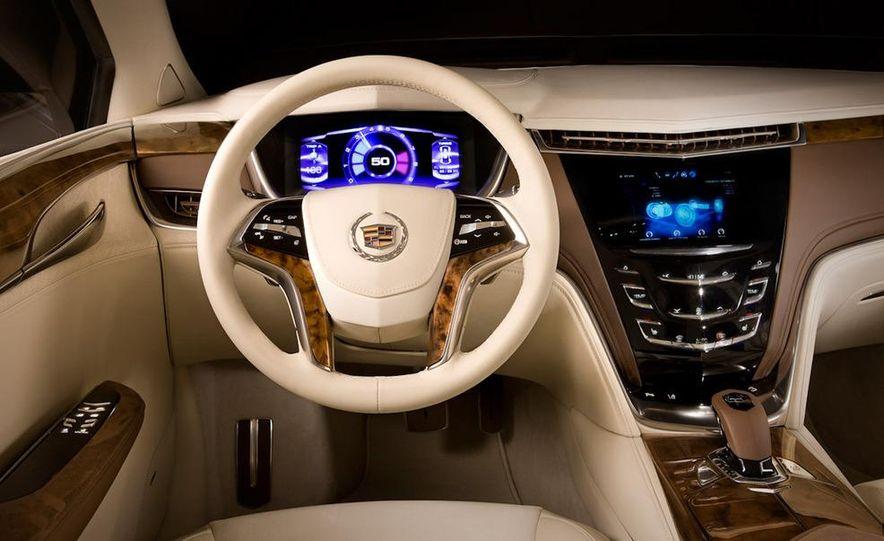2012 Cadillac ATS (artist's rendering) - Slide 6