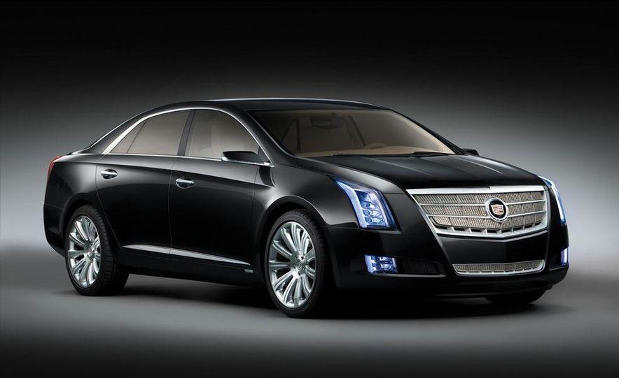 2012 Cadillac ATS (artist's rendering) - Slide 2