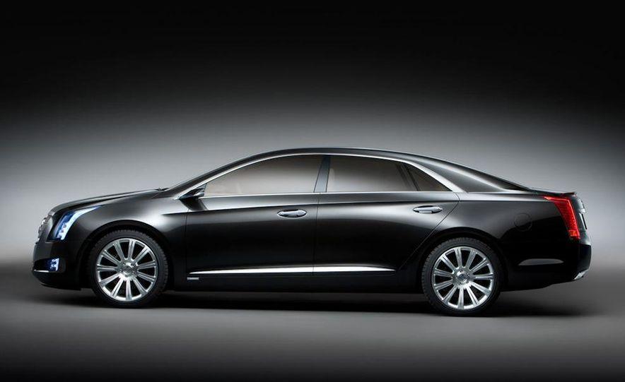 2012 Cadillac ATS (artist's rendering) - Slide 9