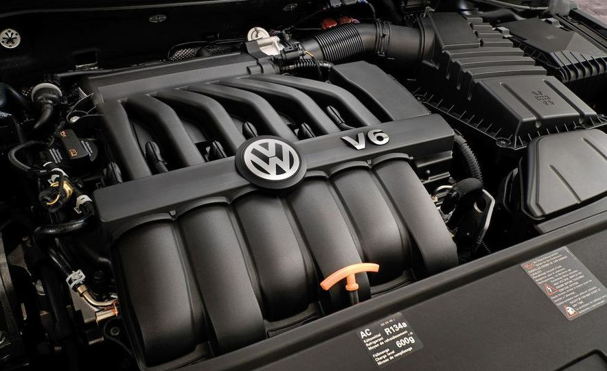 2012 Volkswagen New Mid-Size Sedan - Slide 16