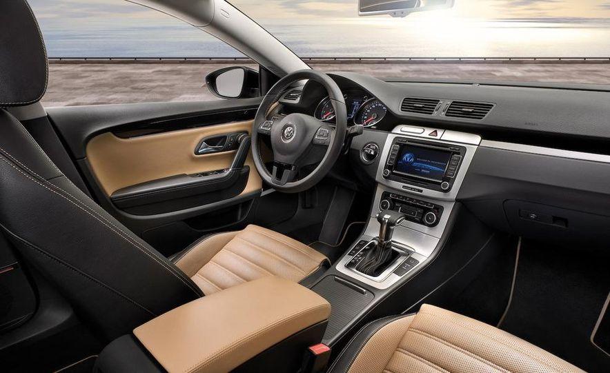 2012 Volkswagen New Mid-Size Sedan - Slide 22
