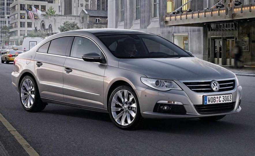 2012 Volkswagen New Mid-Size Sedan - Slide 14