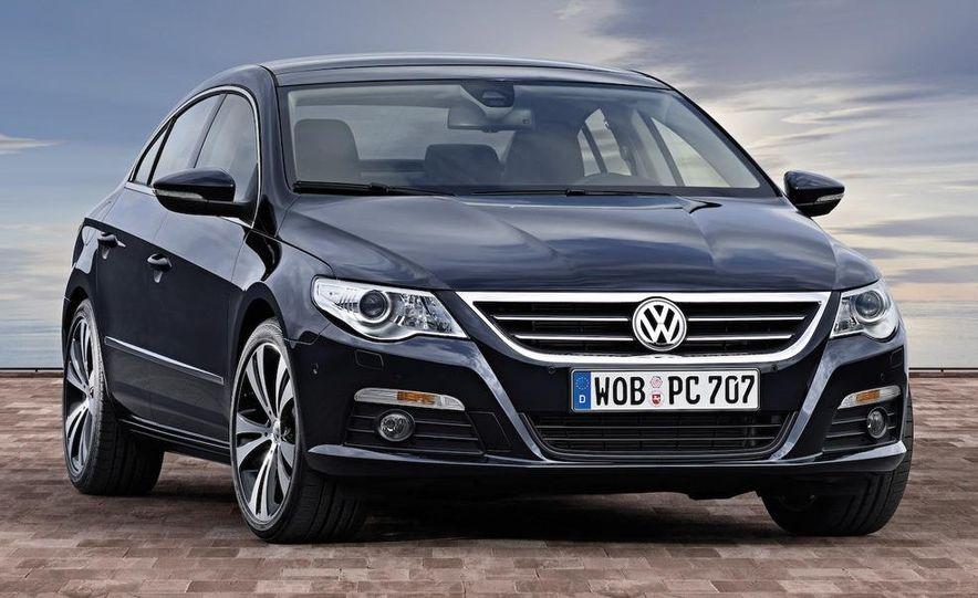 2012 Volkswagen New Mid-Size Sedan - Slide 18