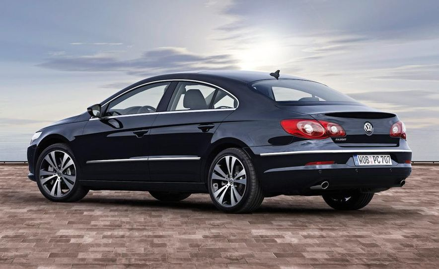 2012 Volkswagen New Mid-Size Sedan - Slide 19