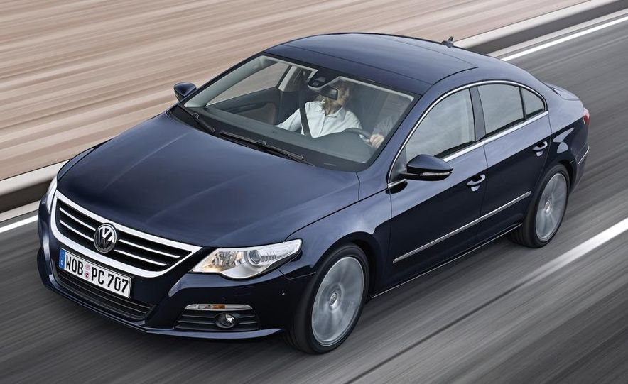 2012 Volkswagen New Mid-Size Sedan - Slide 20