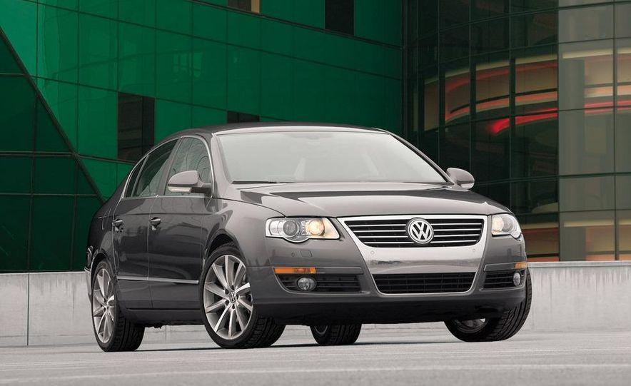 2012 Volkswagen New Mid-Size Sedan - Slide 5