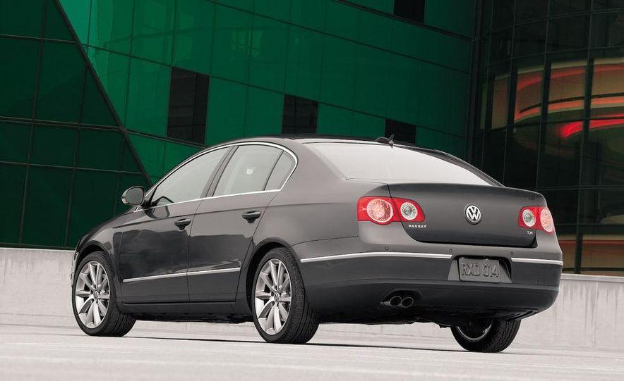2012 Volkswagen New Mid-Size Sedan - Slide 6