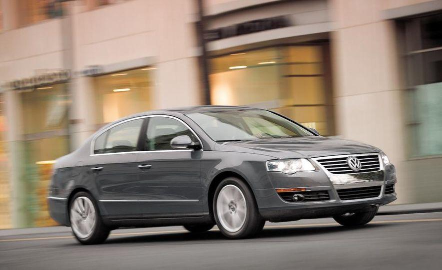 2012 Volkswagen New Mid-Size Sedan - Slide 7