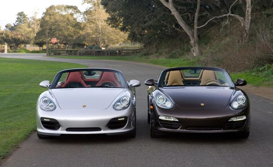 "2014 Porsche ""Baby Boxster"" (artist's rendering) - Slide 3"