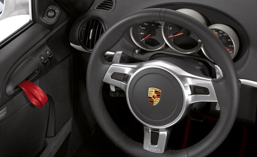 "2014 Porsche ""Baby Boxster"" (artist's rendering) - Slide 40"