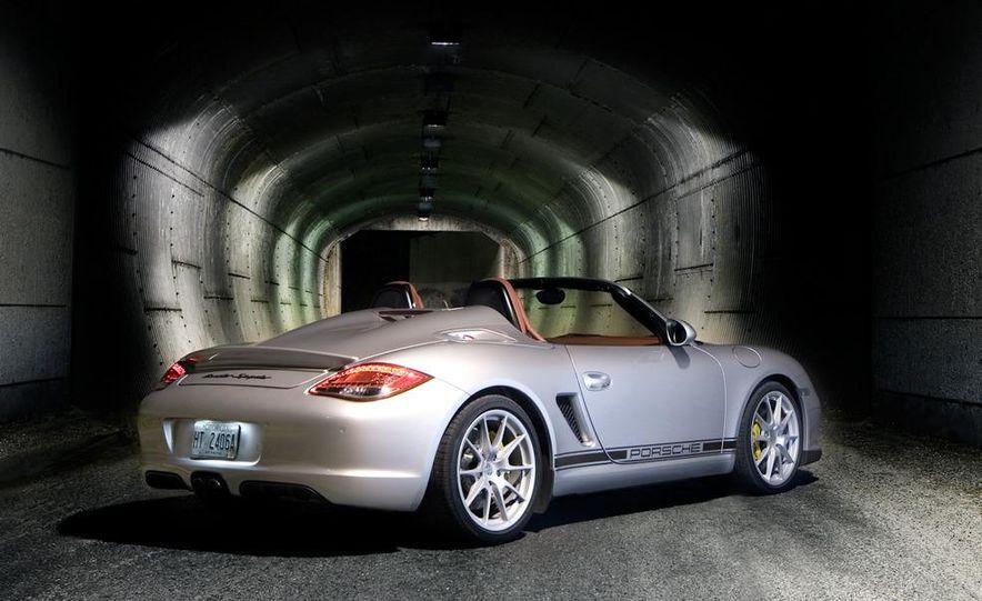 "2014 Porsche ""Baby Boxster"" (artist's rendering) - Slide 4"