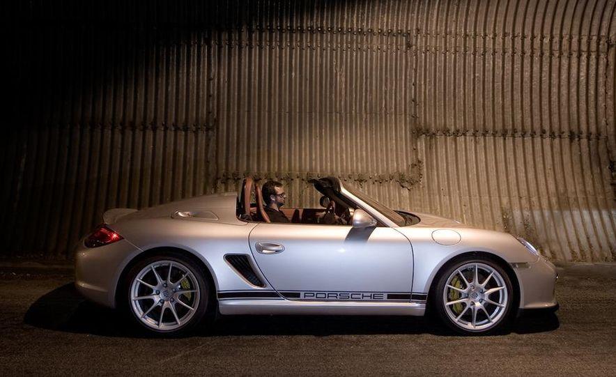 "2014 Porsche ""Baby Boxster"" (artist's rendering) - Slide 5"