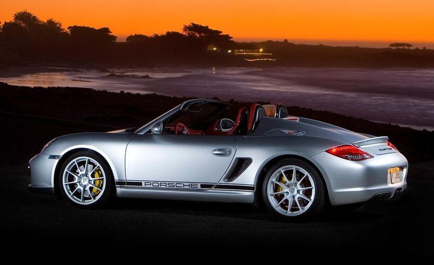 "2014 Porsche ""Baby Boxster"" (artist's rendering) - Slide 8"
