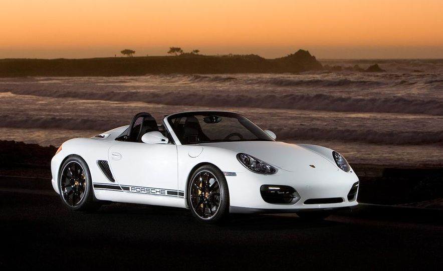 "2014 Porsche ""Baby Boxster"" (artist's rendering) - Slide 10"