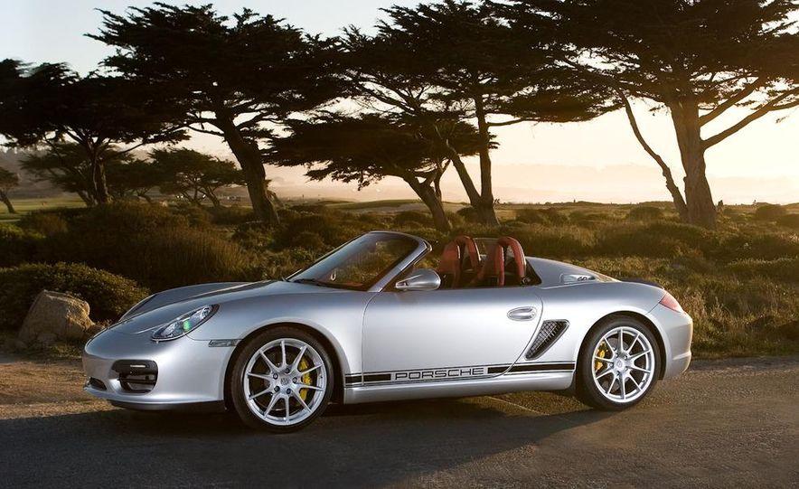 "2014 Porsche ""Baby Boxster"" (artist's rendering) - Slide 13"