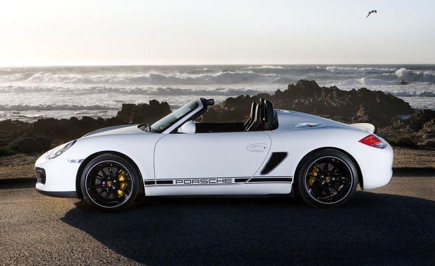 "2014 Porsche ""Baby Boxster"" (artist's rendering) - Slide 15"
