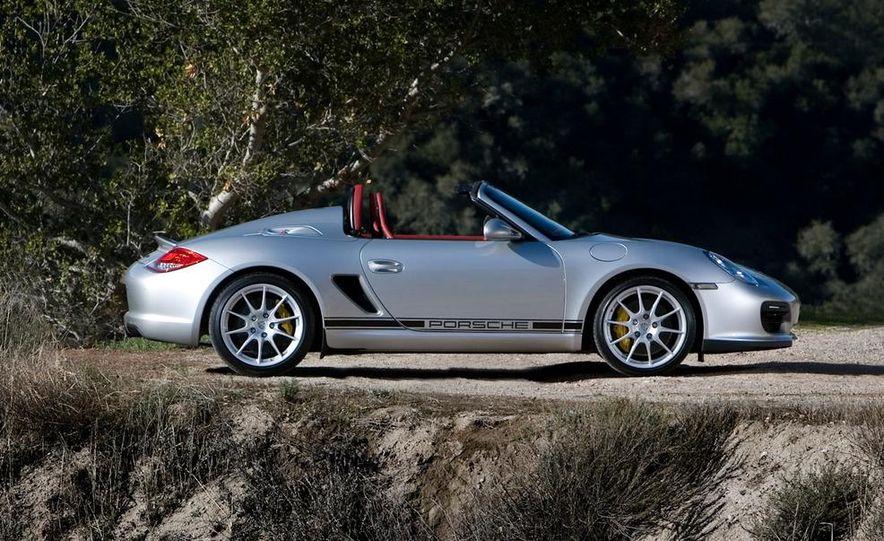 "2014 Porsche ""Baby Boxster"" (artist's rendering) - Slide 17"