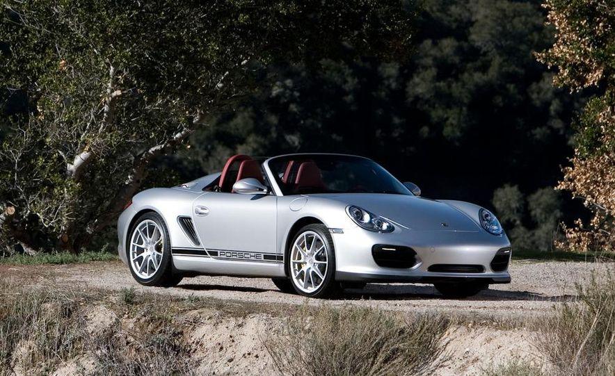 "2014 Porsche ""Baby Boxster"" (artist's rendering) - Slide 18"