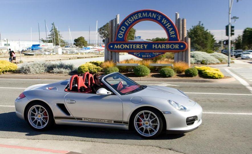 "2014 Porsche ""Baby Boxster"" (artist's rendering) - Slide 26"