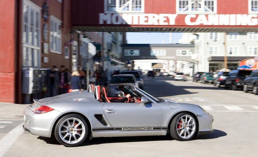 "2014 Porsche ""Baby Boxster"" (artist's rendering) - Slide 27"