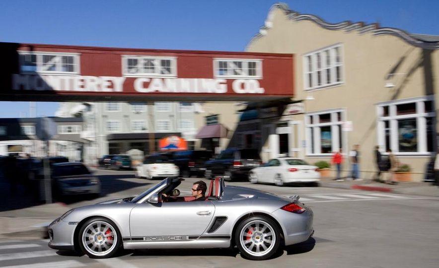 "2014 Porsche ""Baby Boxster"" (artist's rendering) - Slide 29"