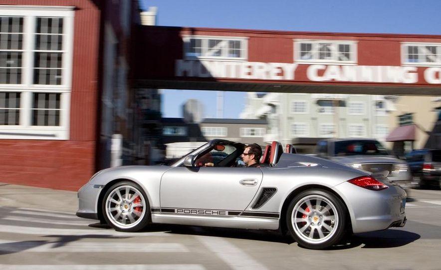 "2014 Porsche ""Baby Boxster"" (artist's rendering) - Slide 30"