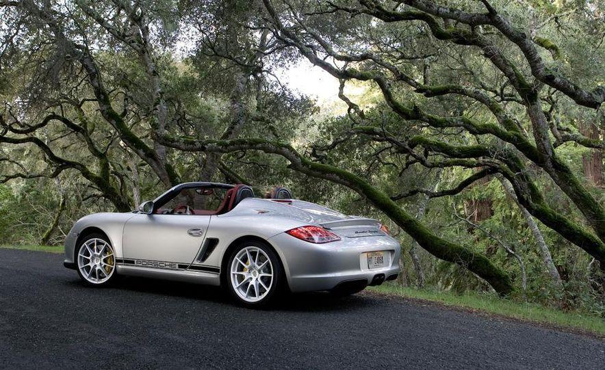 "2014 Porsche ""Baby Boxster"" (artist's rendering) - Slide 36"