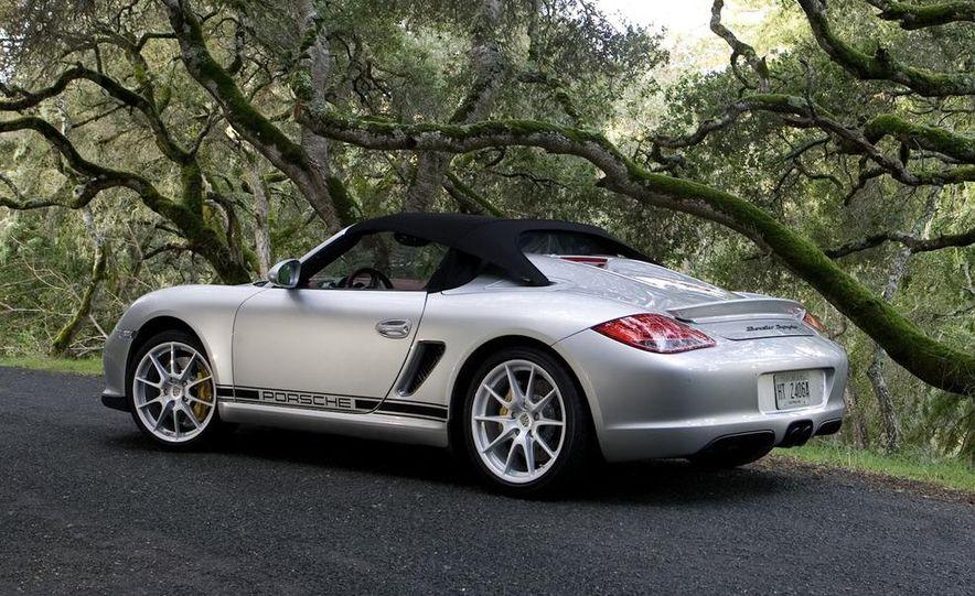"2014 Porsche ""Baby Boxster"" (artist's rendering) - Slide 37"