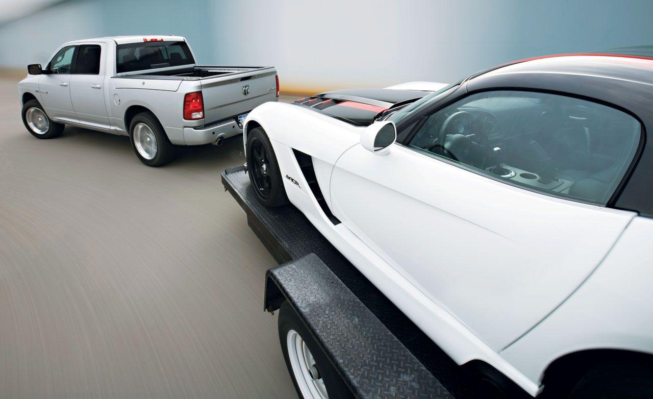 2009 Dodge Ram 1500 SLT Crew Cab 4x4