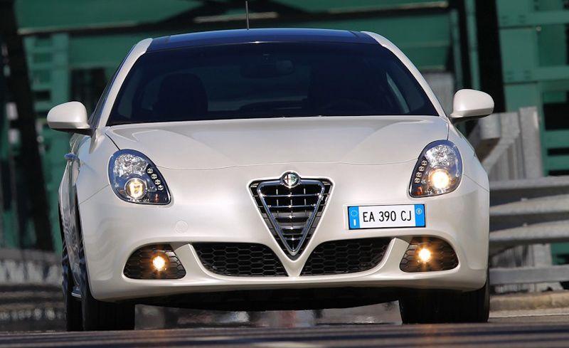 2010 Alfa Romeo Giulietta