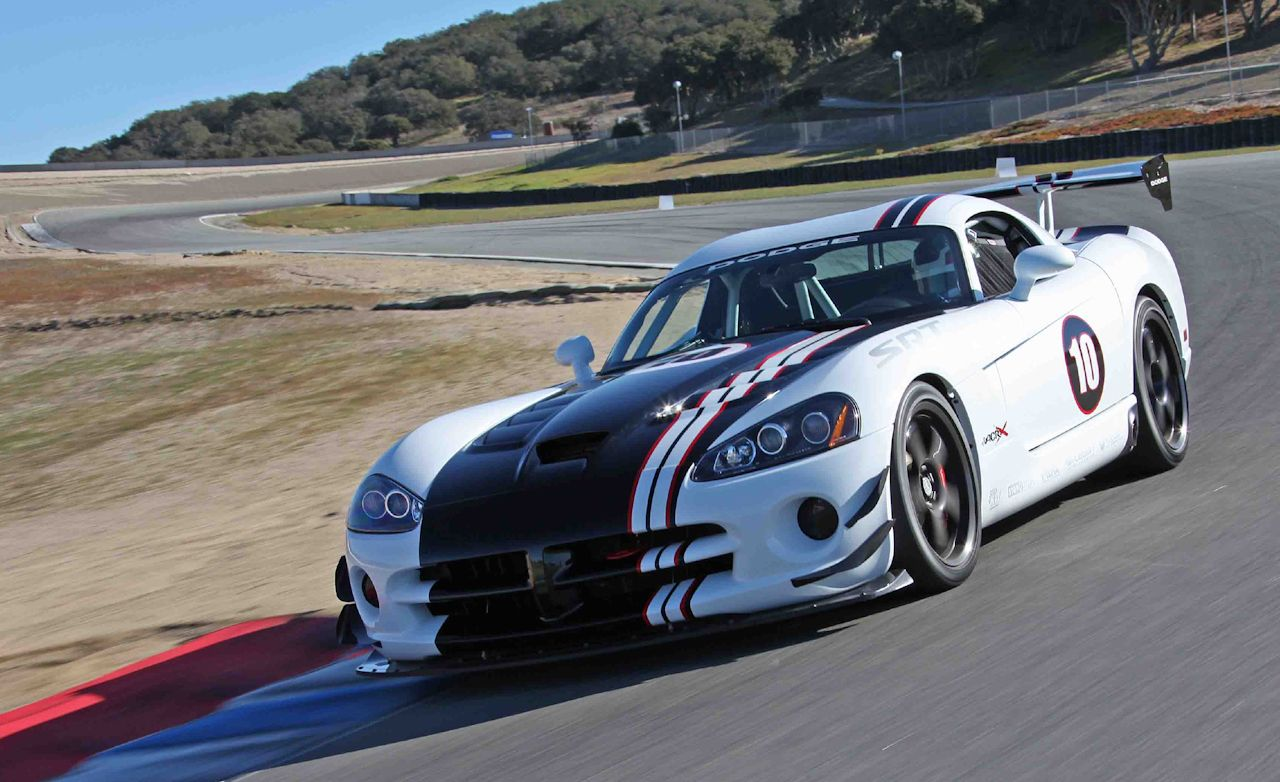 2010 Dodge Viper SRT10 ACR X