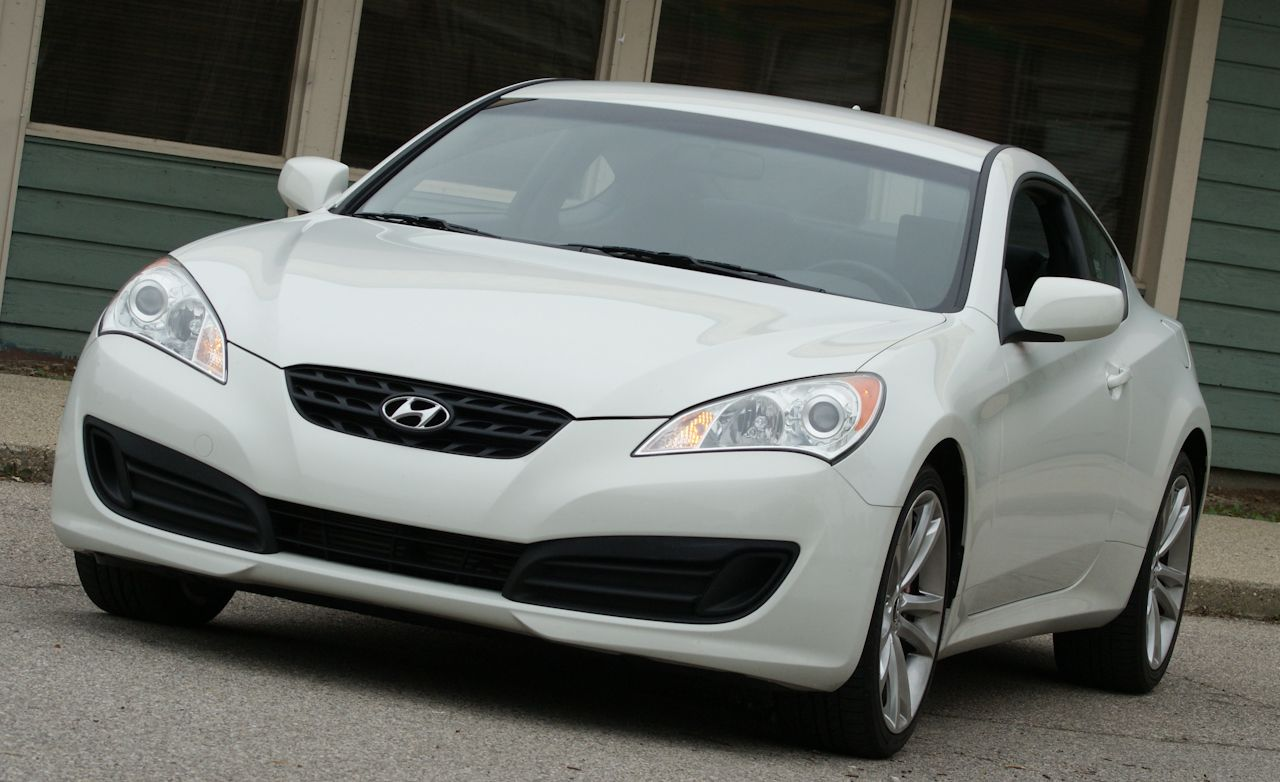 2010 Hyundai Genesis Coupe 2.0T R-Spec | Instrumented Test | Car and Driver