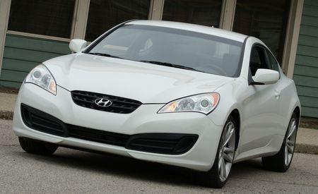 2010 Hyundai Genesis Coupe 2.0T R-Spec