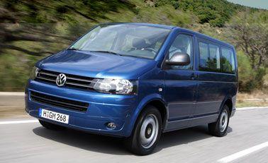 2010 Volkswagen T5 Multivan