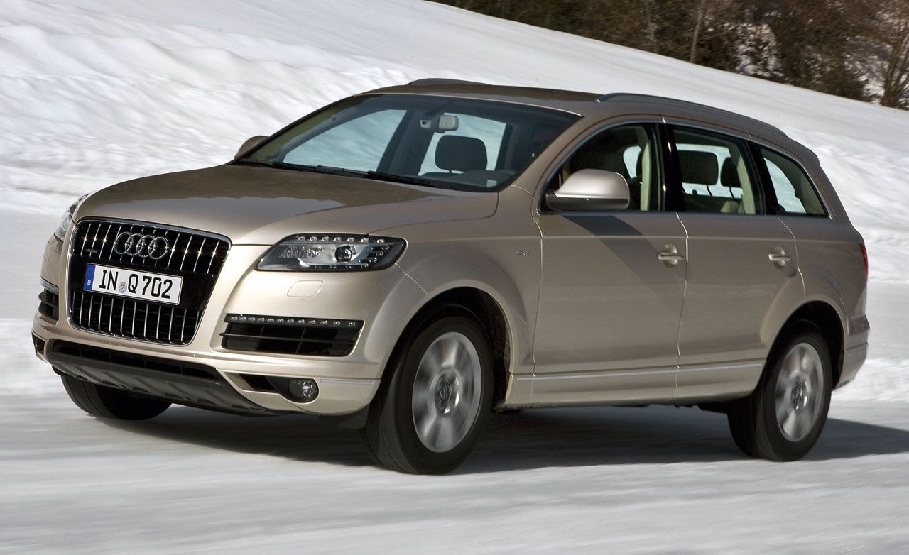Audi Q7 >> 2011 Audi Q7 3 0t Supercharged Review Car And Driver