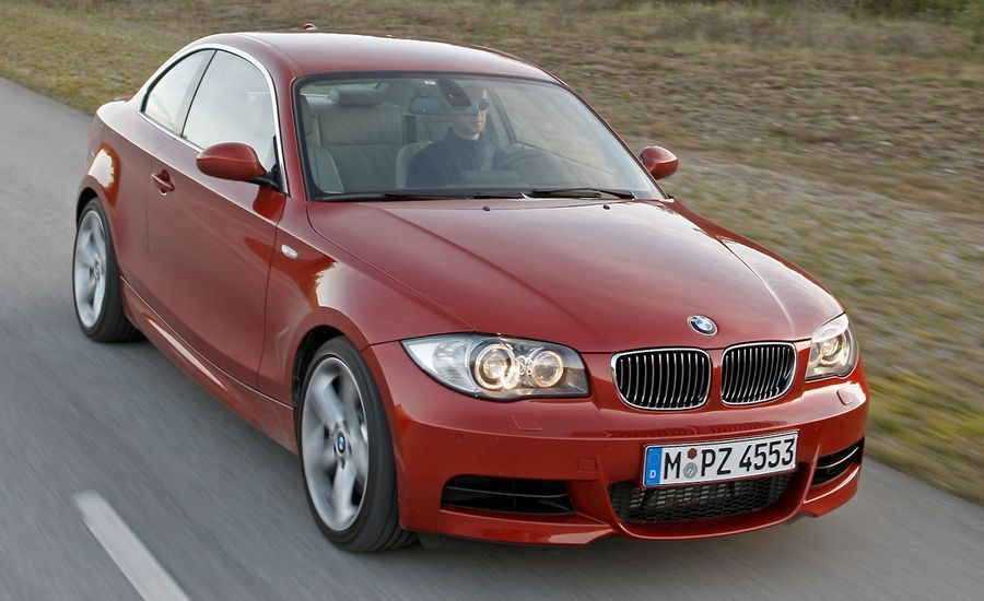 2011 BMW 135i DCT