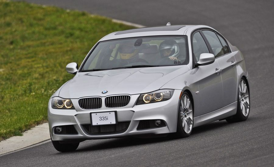 BMW I Sedan First Drive Review Reviews Car And Driver - Bmw 2011 models