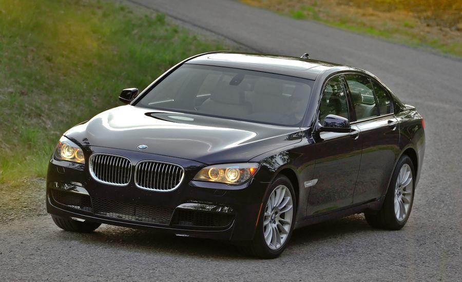 2011 BMW 740i 740Li