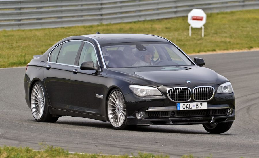 BMW Alpina B First Drive Review Reviews Car And Driver - Alpina bmw b7 price