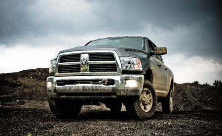 2011 Dodge Ram 2500 Power Wagon