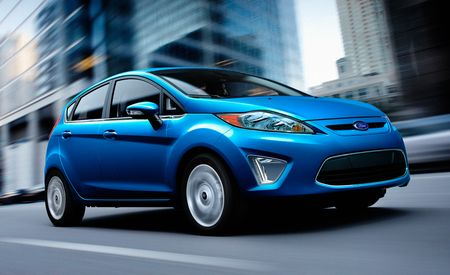 2011 Ford Fiesta Sedan and Hatchback U.S. Spec