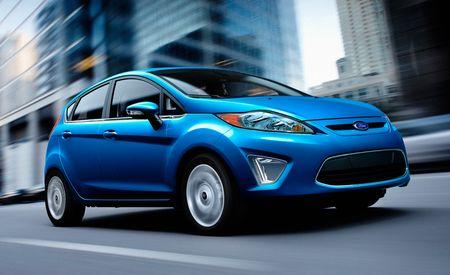 2011 Ford Fiesta Sedan and Hatchback U.S. Spec