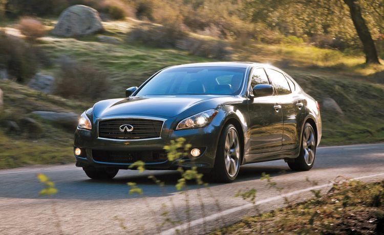 2011 Infiniti M37 M56 Review Car And Driver