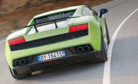 2011 Lamborghini Gallardo LP570-4 Superleggera