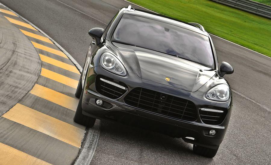 2011 Porsche Cayenne / S / Turbo / Hybrid